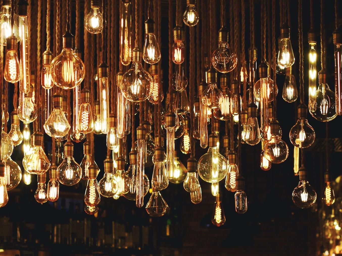 light bulbs- IBM solved
