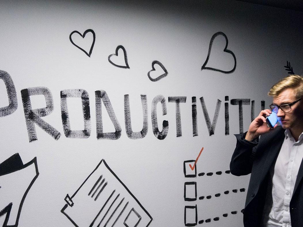 Productivity - IBM I